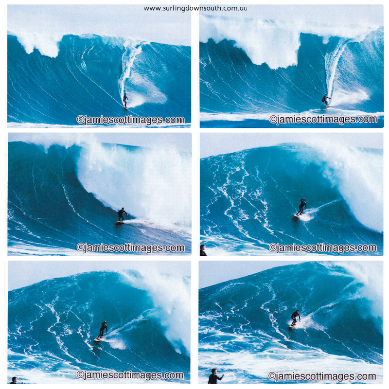 2005 Sol Mackenzie age 32 Cow Bombie Jamie Scott 1 collage_photocat
