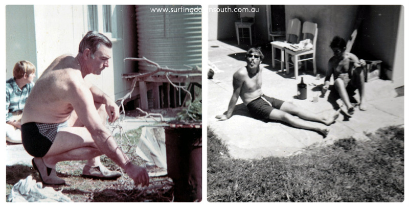 1960s boys at the shack collage_photocat