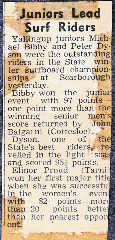 1966 Scarborough State Winter Titles results - Daily News IMG_006
