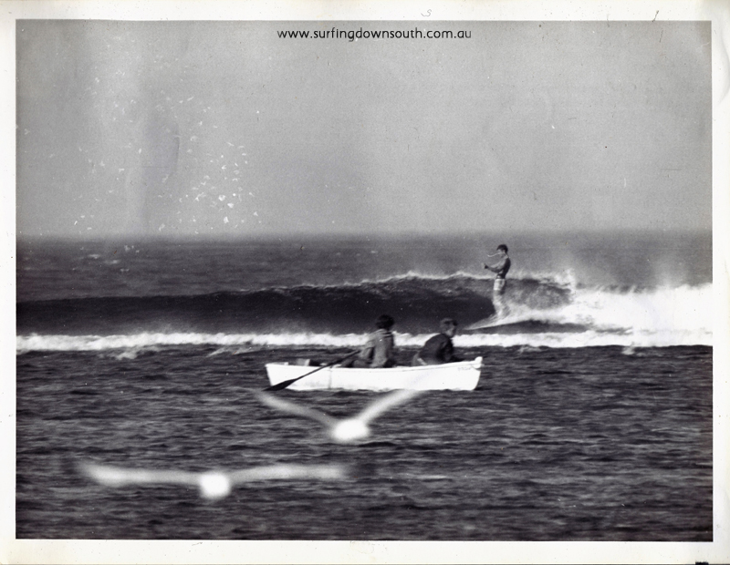 1967 Lancelin Edward Island Peter Dyson with clinker hull dingy - PD pic IMG_0076