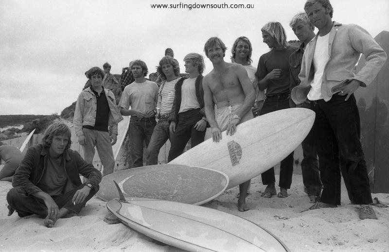 1970 Yalls State Titles G Laurenson, P Holzman, R Waddell, B King, R Sutherland, P Dyson, R Slater, G Geiger, S Cockburn & J Balgarnie - R Chan img428