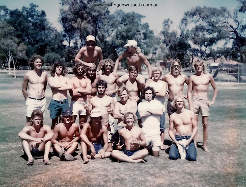 1972 Scarborough Dolphin Board Riders at Deanmore Park - T Blaxell 0038 - Cropped