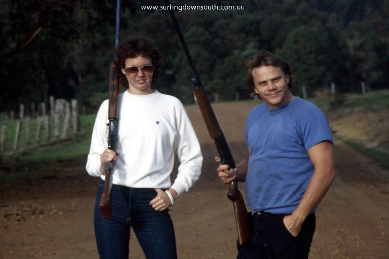 1982 Rosa Glen Sharon Walters & Steve Koehne - Ric Chan img904