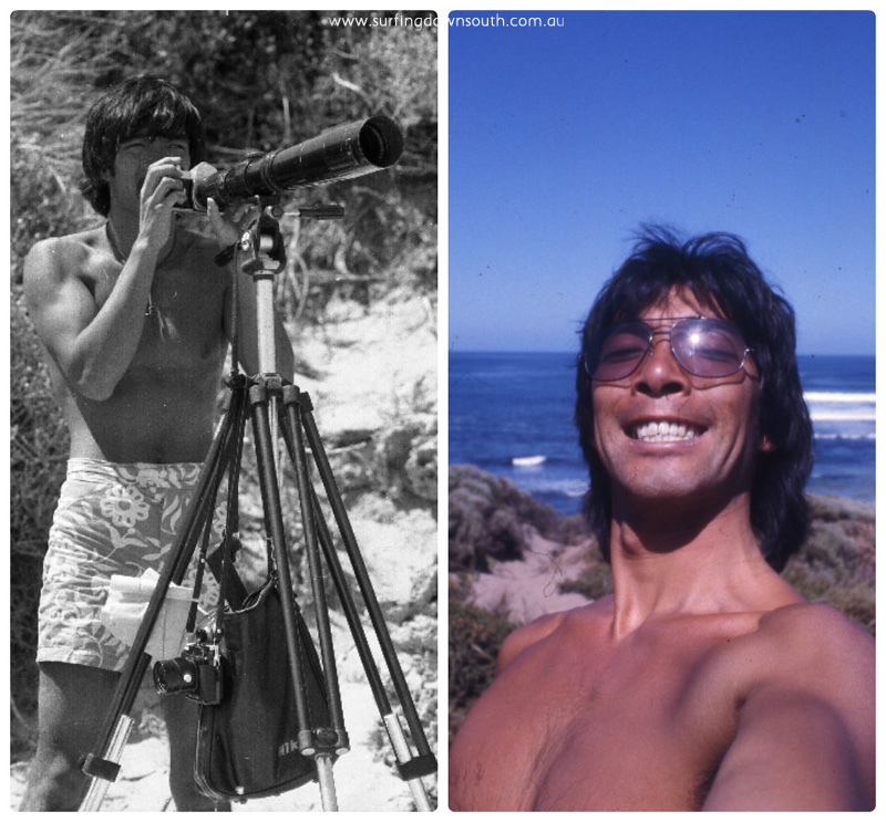 1970-75 Ric Chan surf photographer collage_photocat