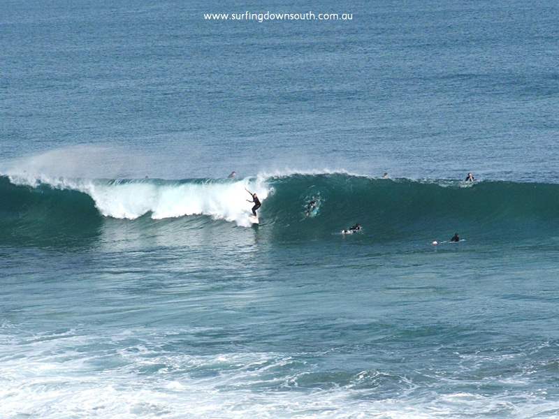 2005 Toms surf break North Beach 018 - J King pic