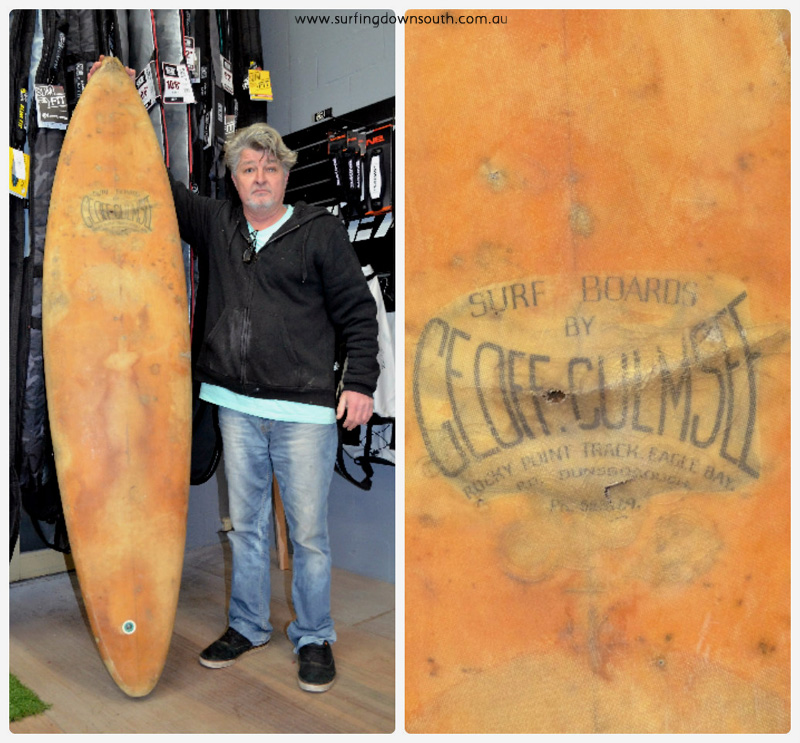2016 70s Geoff Culmsee surfboard at Yahoo collage_photocat
