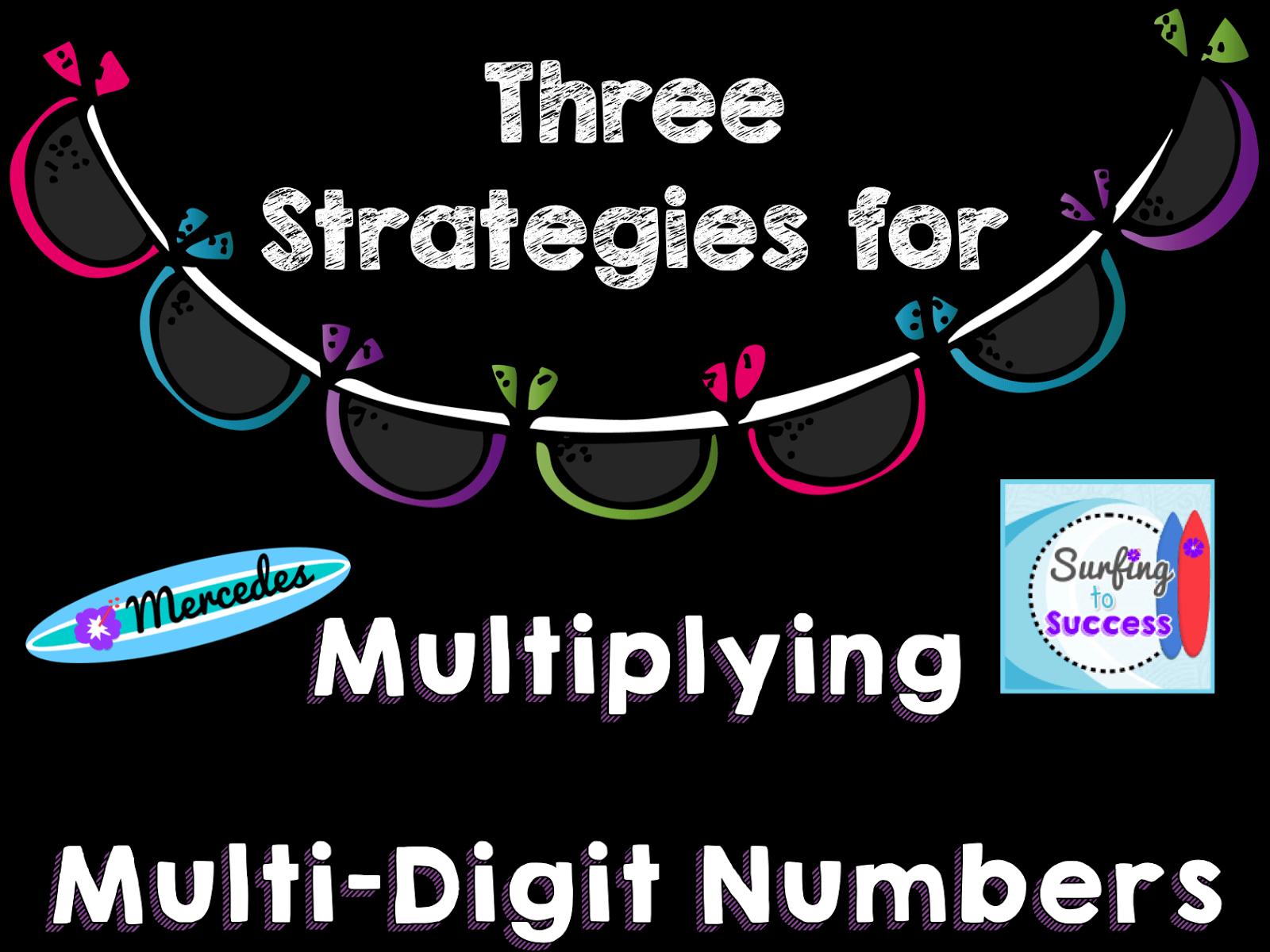 3 Strategies For Multiplying Multi Digit Numbers