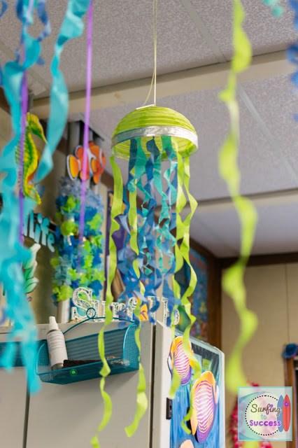 Ocean Theme Classroom: Jellyfish