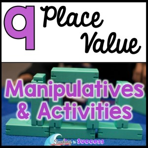 Do your students understand place value? From 1st to 5th, place value is the backbone of many skills. Check out these manipulatives and activities.