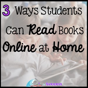 3 Ways Students Can Read Books Online at Home