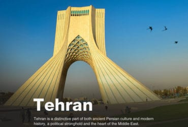 Tehran is the capital of Iran, in the north of the country. Its central Golestan Palace complex, with its ornate rooms and marble throne, was the seat of power of the Qajar dynasty.