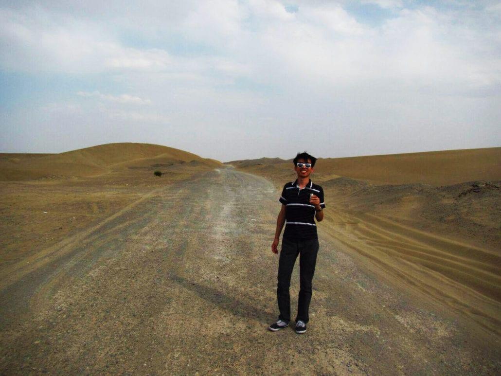 Matt Chan Iran Desert Tour (11)