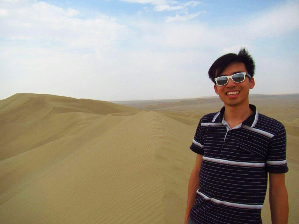 Matt Chan Iran Desert Tour (12)