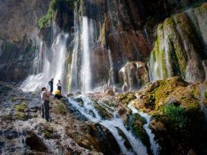 Margoon (Margun) Waterfall