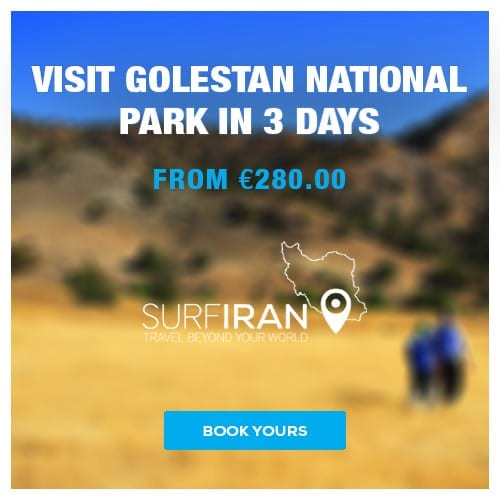 Visit Golestan National Park in 3 Days