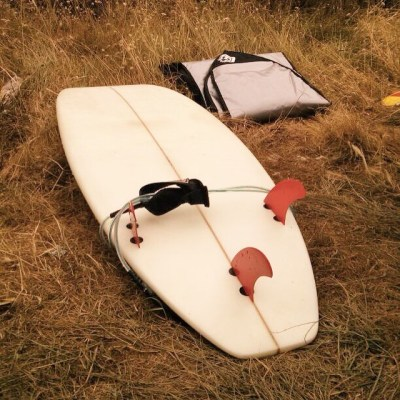 mi primera tabla de surf evolutiva