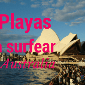 5 playas surf australia