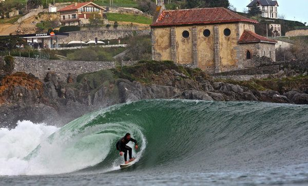 surf pais vasco