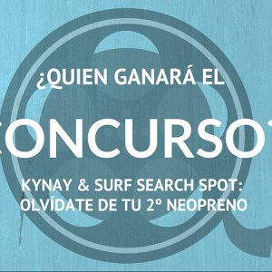 CONCURSO SURFSEARCHSPOT