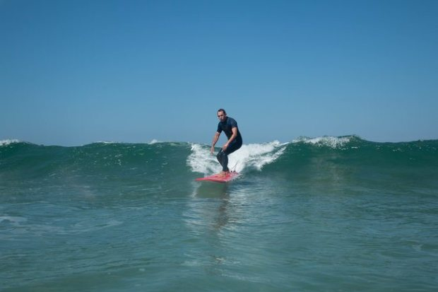 tabla de surf decathlon para principiantes