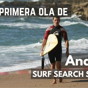 La primera ola de Surf Search Spot