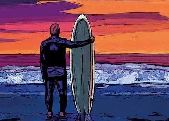 Comics de surf