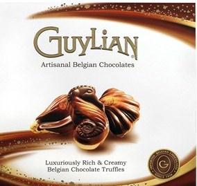 Artisanal Belgian chocolates