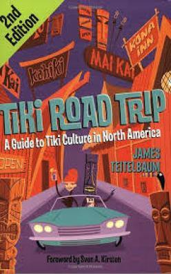 Tiki Road Trip book