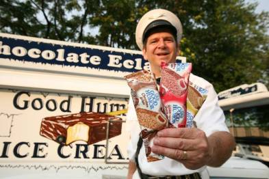GH truck driver ice cream