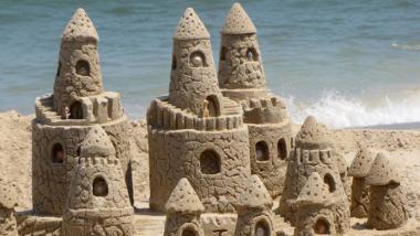 open sandcastle