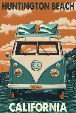 VW at HB 1960s