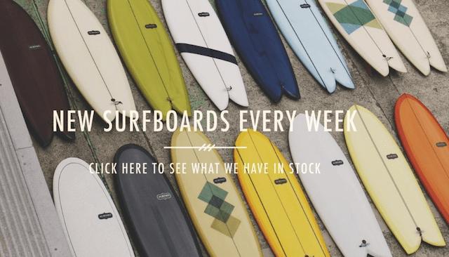 almondsurfboard アーモンドサーフボード ブランド メーカー