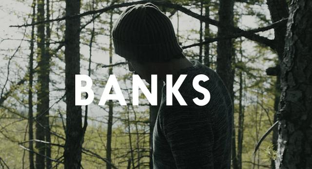 banks バンクス ブランド ロゴマーク メーカー