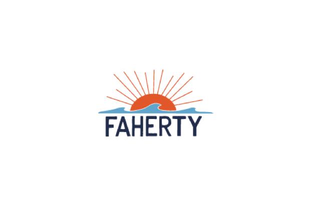 fahertybrand ファリティブランド ロゴマーク メーカー