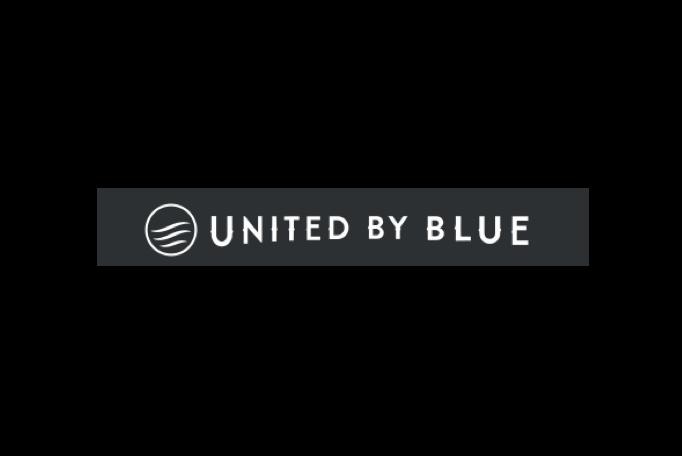 unitedbyblue ユナイテッドバイブルー ブランドロゴ メーカー ボードショーツ