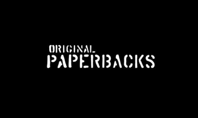 originalpaperbacks オリジナルペーパーバックス ブランドロゴ