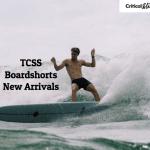 tcss newarrivals ボードショーツ