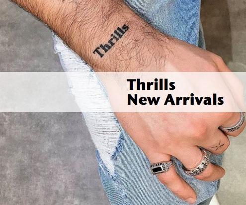 thrills new arrivals boardshorts