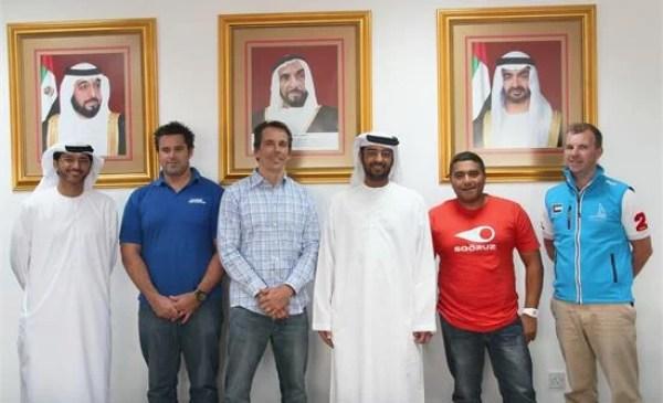 SUP All Star Invitations   Abu Dhabi UAE Sheikhs Blessing