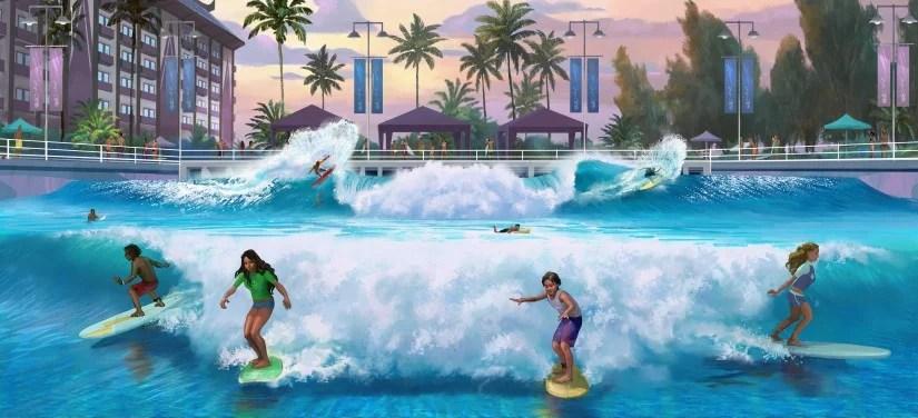 SurfLoch SurfPool rendering   Surf Park Central