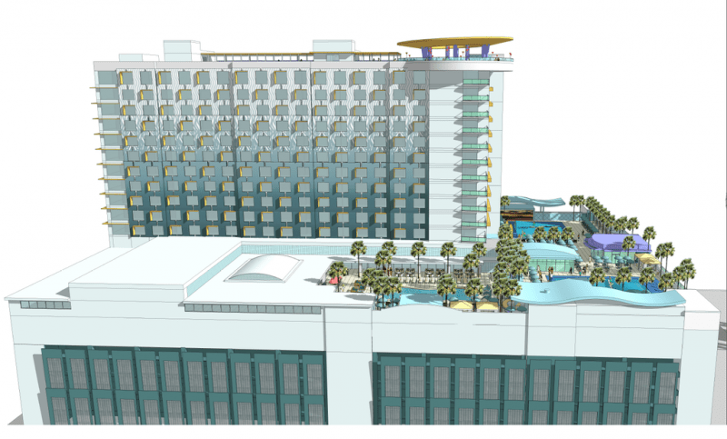 Sky Surf Surf Park under development by Wallack Holdings in Orlando Florida