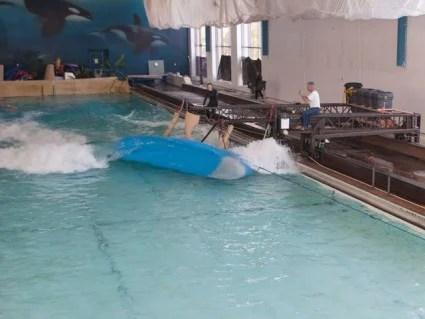 WaveLoch Flying Reef Prototype   Kelly Slater Wave Company
