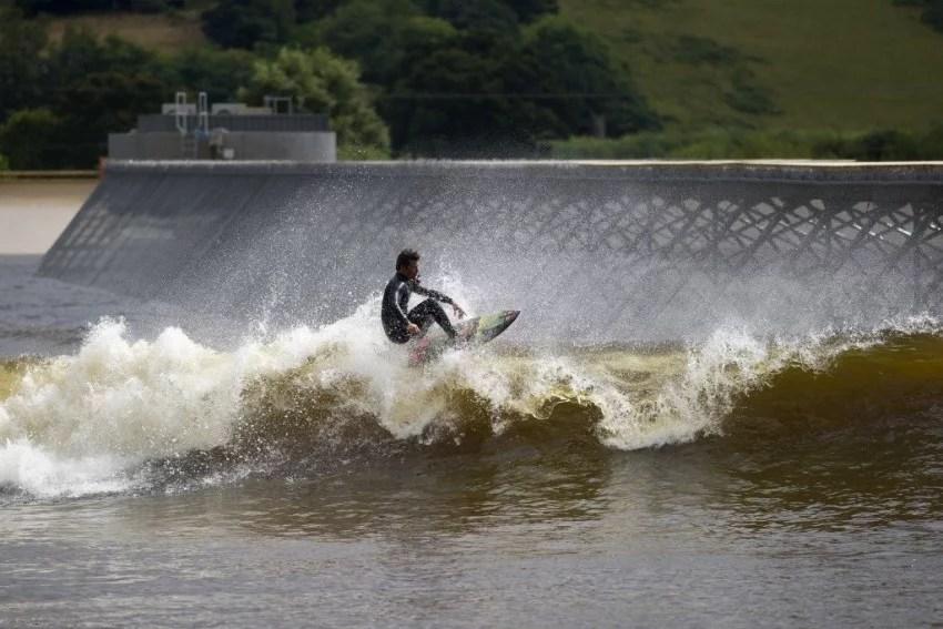 Kalani Robb Wavegarden Surfing | Olympic Surfing Tokyo 2020 | Surf Park Central