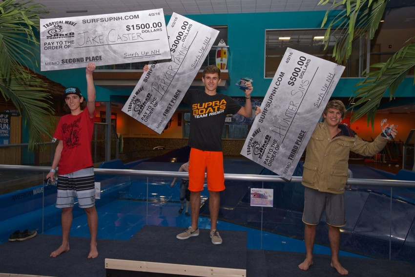 Top 3 First Ever Indoor Wake Surfing Competition | Surf Park Central