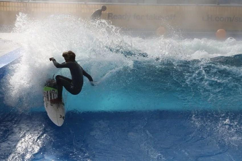 Noah Beschen 2016 Surf and Style European Championships | Surf Park Central