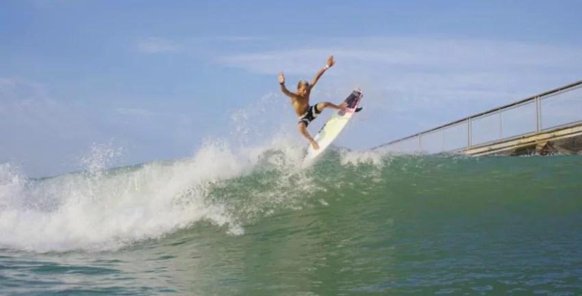 Jett Schilling NLand Surf Park | Lost Surfboards | Surf Park Central
