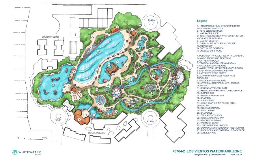Development plans for Punta Cana location