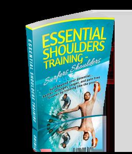 Surfing Shoulder Training