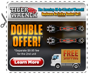 Tiger Wrench Double Offer