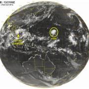 2015年台風20号発生